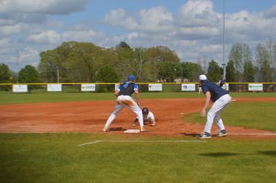 West Wildcats baseball vs. Lindsay Lane Christian Lions