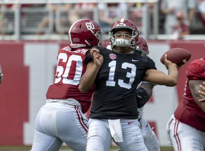 Alabama ranks No. 2 in Coaches Poll, Auburn 16th