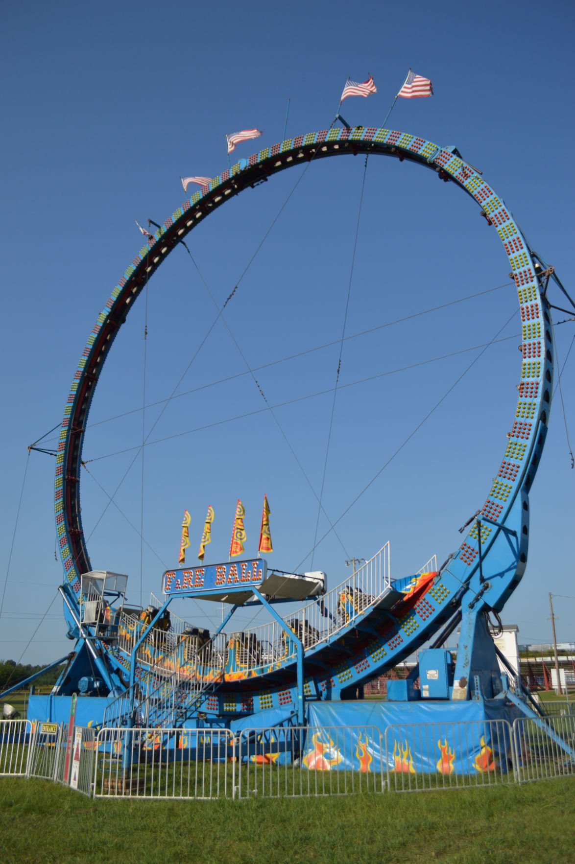 From deep fried to thrill rides: The fair returns to ...