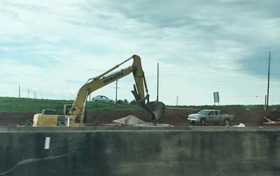Greenbrier Road interchange