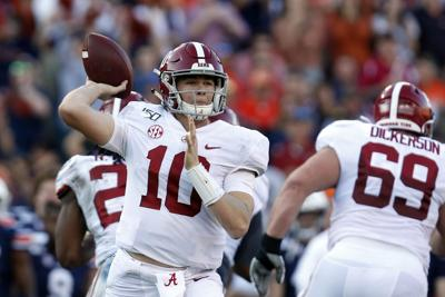 Roll redemption: No. 3 Alabama aims to restore dominance