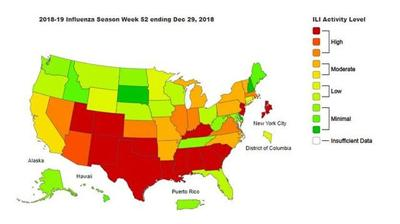Officials Encourage Vaccines Amid Peak Flu Season Local News
