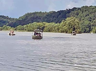 Kayaker search