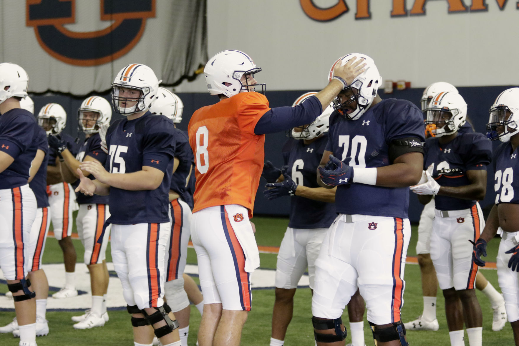 Jarrett Stidham named Auburn's starting QB; can Tigers take down Alabama?