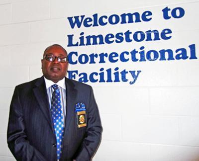 New warden at Limestone Correctional Facility