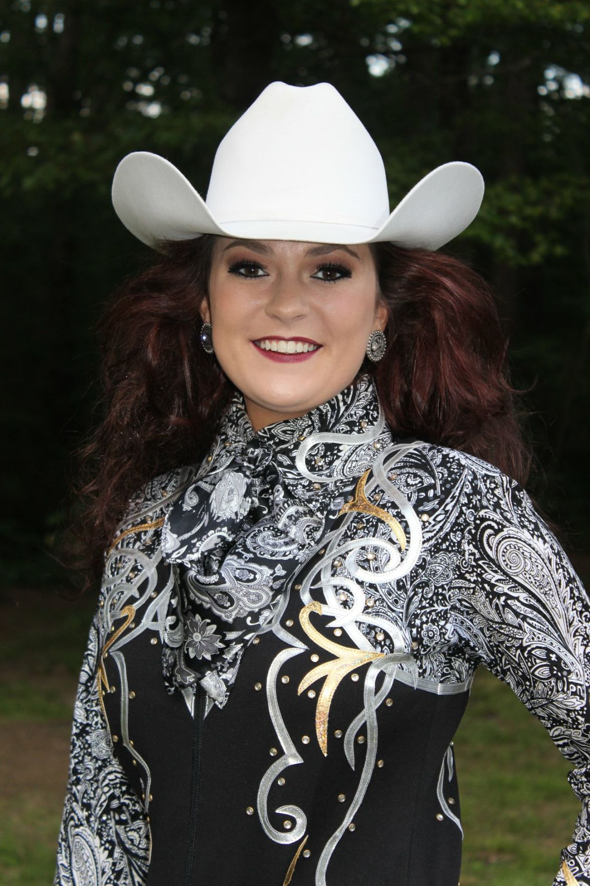 Athens Native Kaitlynn Norman Nabs Rodeo Queen Crown