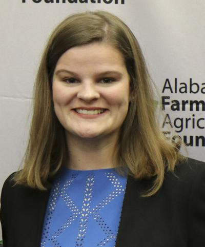 Limestone County Student Receives Ag Foundation Scholarship