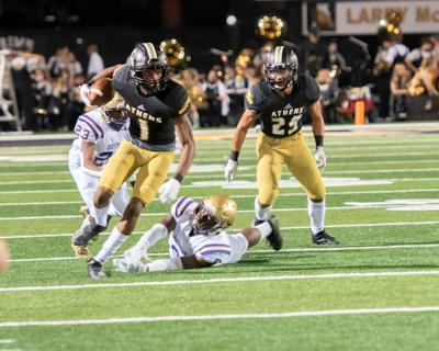 Region title is nice, but Eagles want more