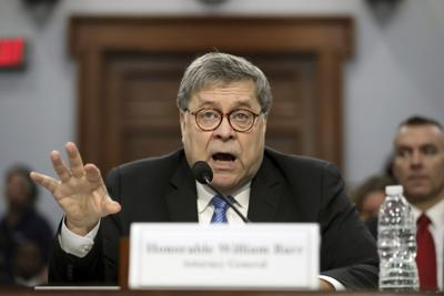 Barr to release redacted Mueller report within a week