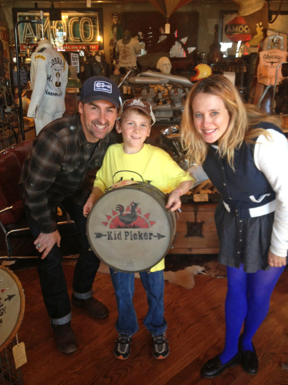 One American Picker Born And Raised