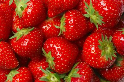 ONE GARDENER TO ANOTHER: Strawberries fields forever