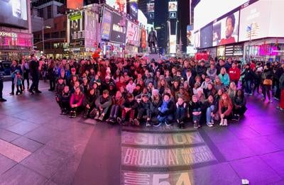 East band in NYC