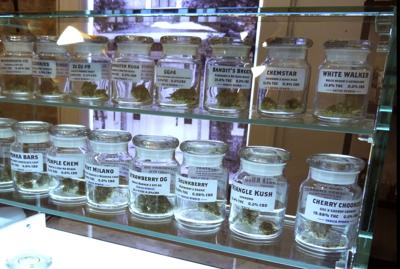Michigan, Illinois set to usher in recreational pot sales