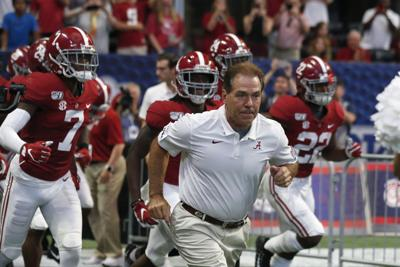 Alabama players, Saban appear in anti-racism video