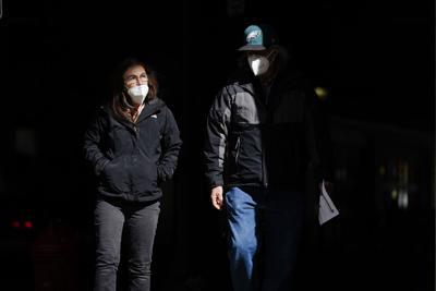 Virus Outbreak No Masks
