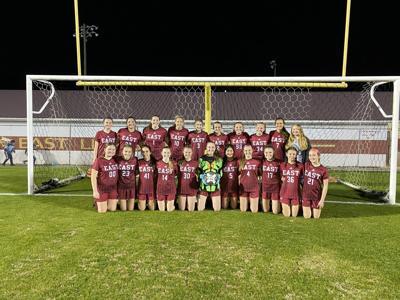 East Limestone girls' soccer