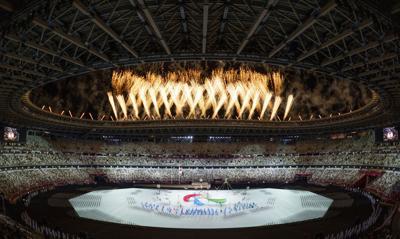 APTOPIX Tokyo 2020 Paralympics