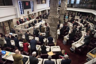 Corrections, gambling to be focus of legislative session