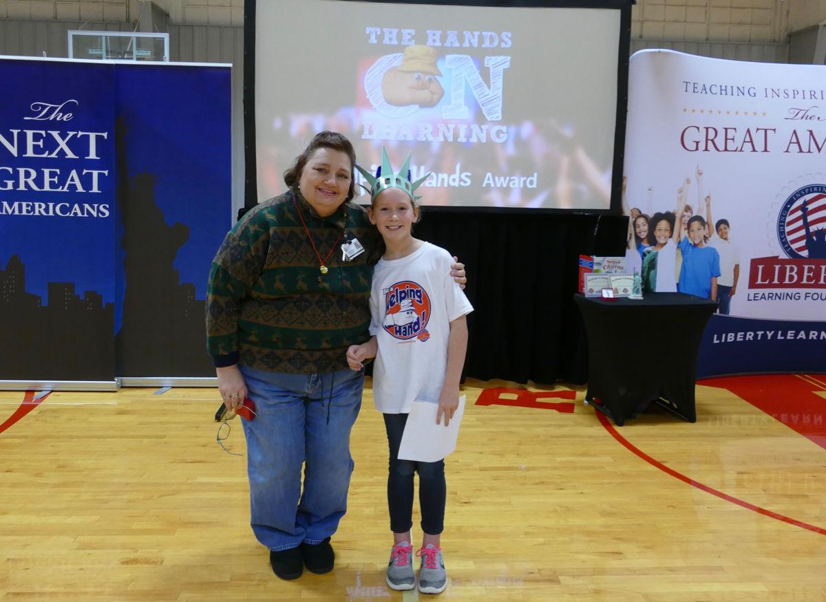 Elkmont super citizens award 1