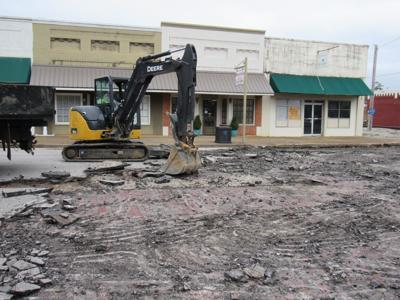 Downtown brick project moves forward