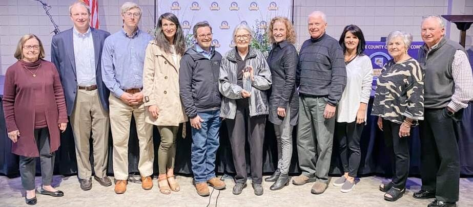 2021 Chamber Citizen of the Year Billie May