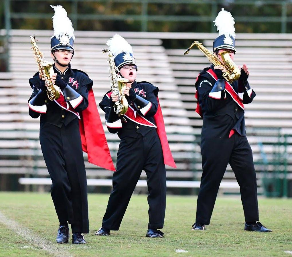 STRONGER TOGETHER: East Limestone band trailer found | Local