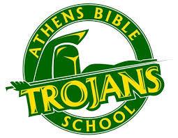 Athens Bible logo