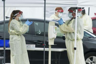 Virus outbreak: State orders closures in 6 counties