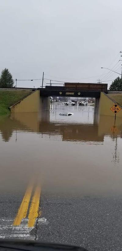 Ardmore flooding