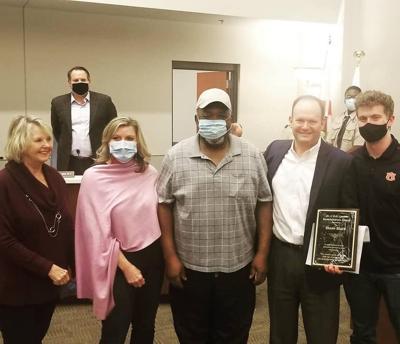 Shane Black Lincoln humanitarian award