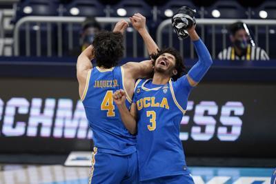 APTOPIX NCAA UCLA Alabama Basketball