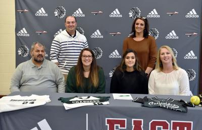 Softball standout signs with Columbia State