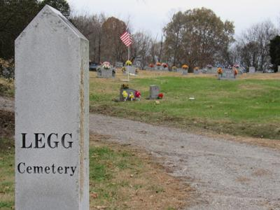 Legg Cemetery mapping nears completion