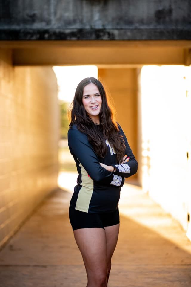 Athens volleyball players named to All-America list