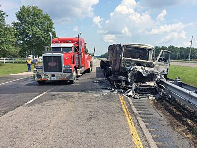 A HOT MESS: Fiery crash on I-65 leaves lanes blocked for hours