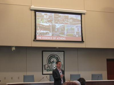 Public master plan meeting
