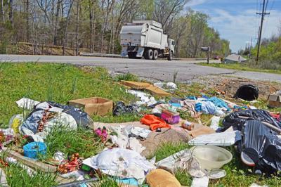 County litter