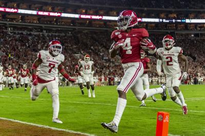 LSU, Alabama loaded with playmaking wide receivers