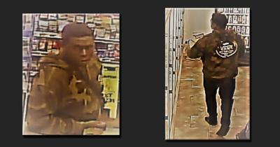 Images of suspect in Aniah Blanchard disappearance