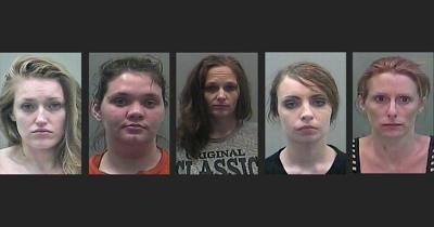 5 women charged in Limestone jail contraband case | Local