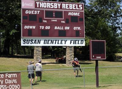 Alabama restarts prep football in test of virus precautions