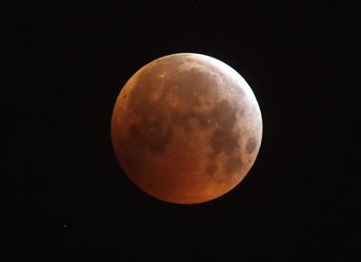 France Lunar Eclipse