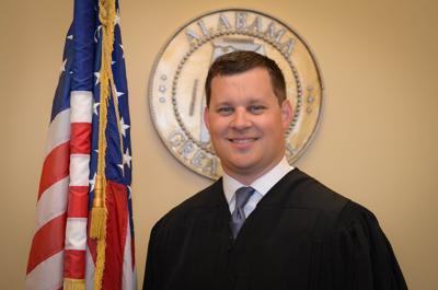 Limestone County District Judge Matthew Huggins