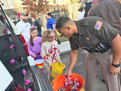 Halloween Trunk or Treat returns to The Square