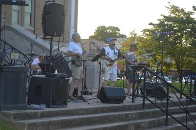 SQUARED AWAY: Summer events kick off without a hitch