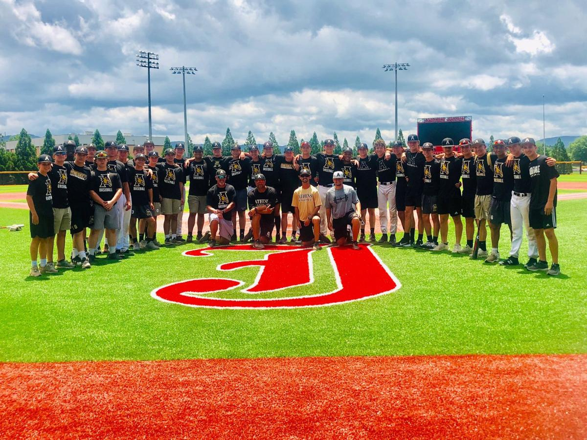 Athens baseball stays busy during the summer