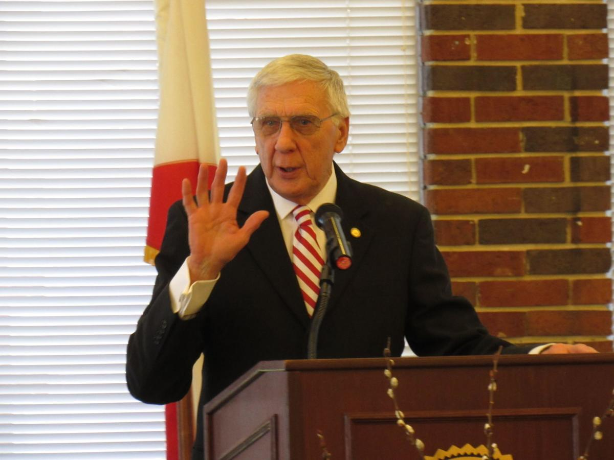 Marks touts growth in State of the City address