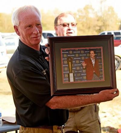 Update Chief Deputy Retires From Limestone Sheriff S