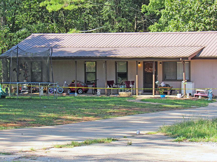 Ridge Road murders