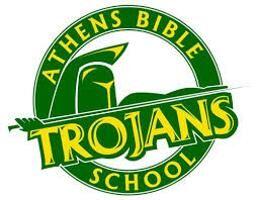 Athens Bible Trojans logo